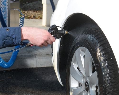 S črnilom osvežite izgled pnevmatik!