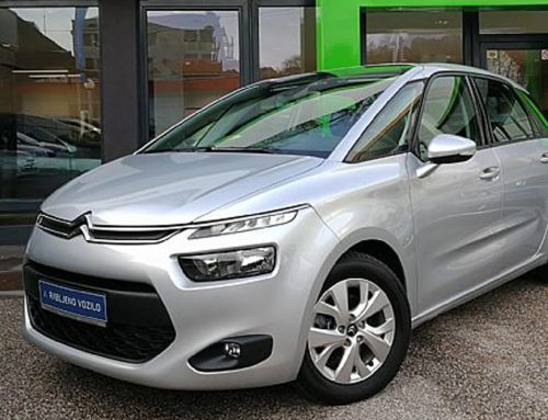 Citroen C4 Picasso S Seduction