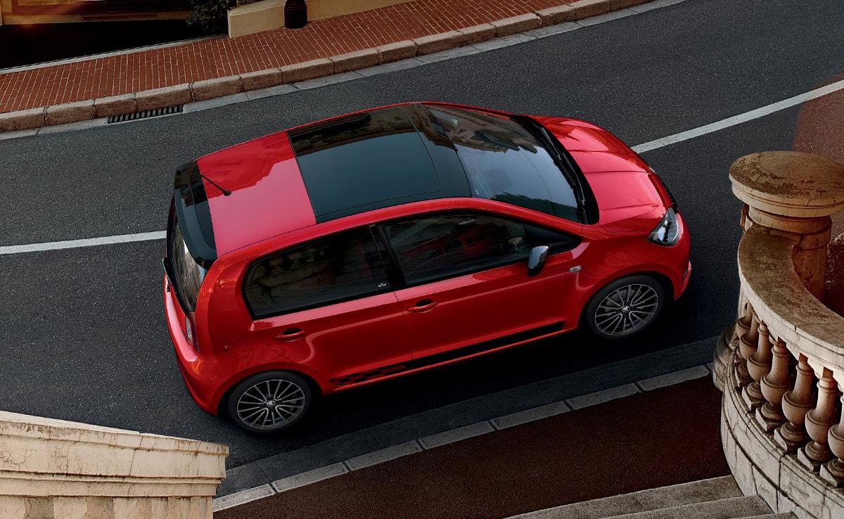 Škoda Citigo Monte Carlo