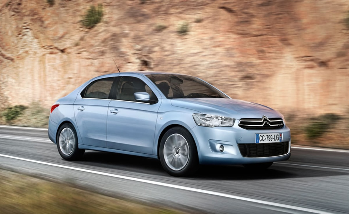 CitroënC-Elysee - spredaj