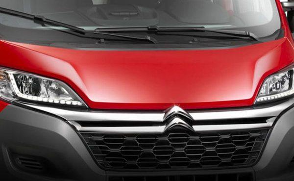 Citroën Jumper Kombi - sprednja maska