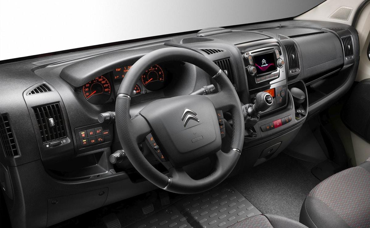 Citroën Jumper Kombi - armaturna plošča