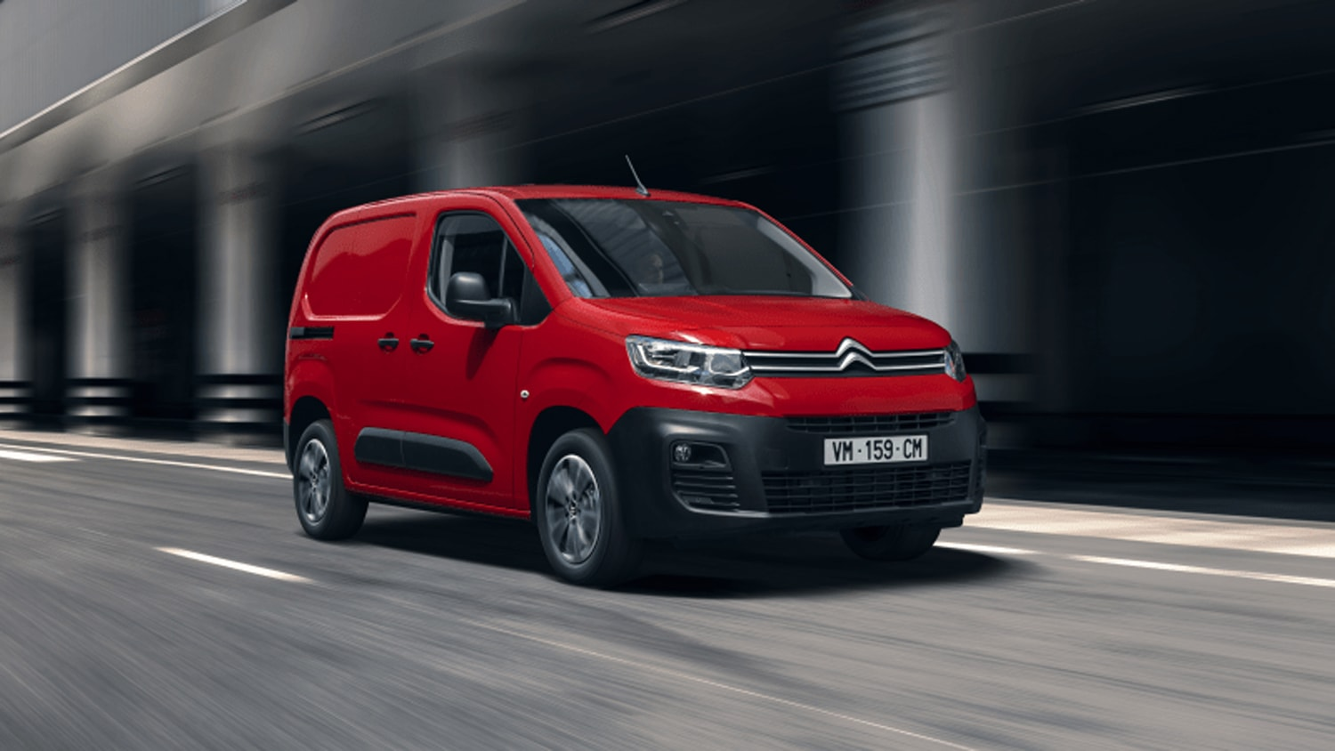 Novi Citroen Berlingo VAN
