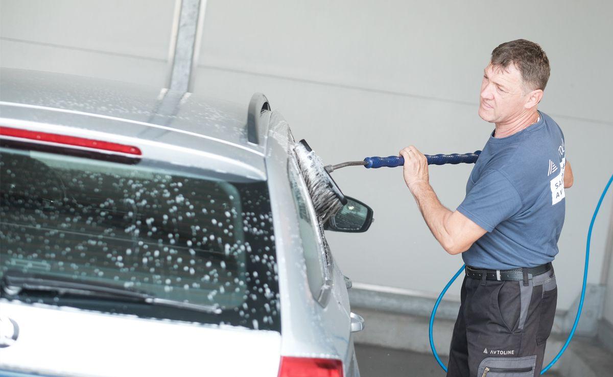Pranje in čiščenje vozila