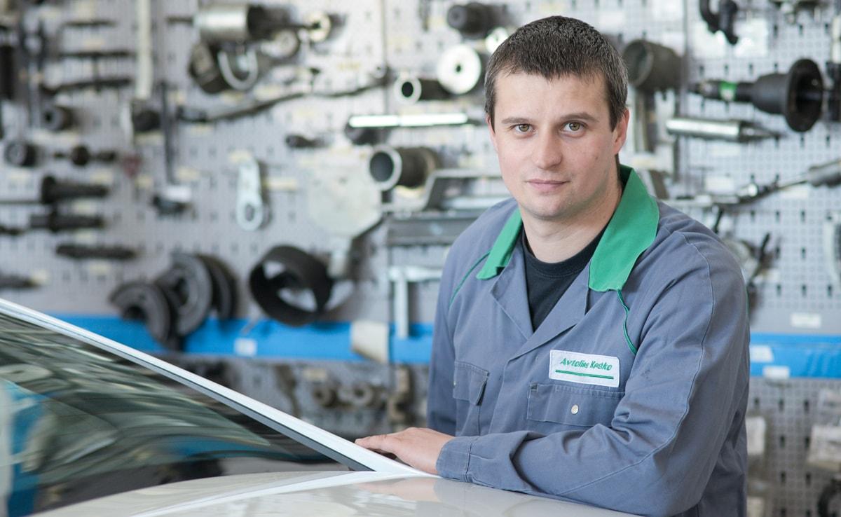 Preventivni pregled vozila - serviser 1