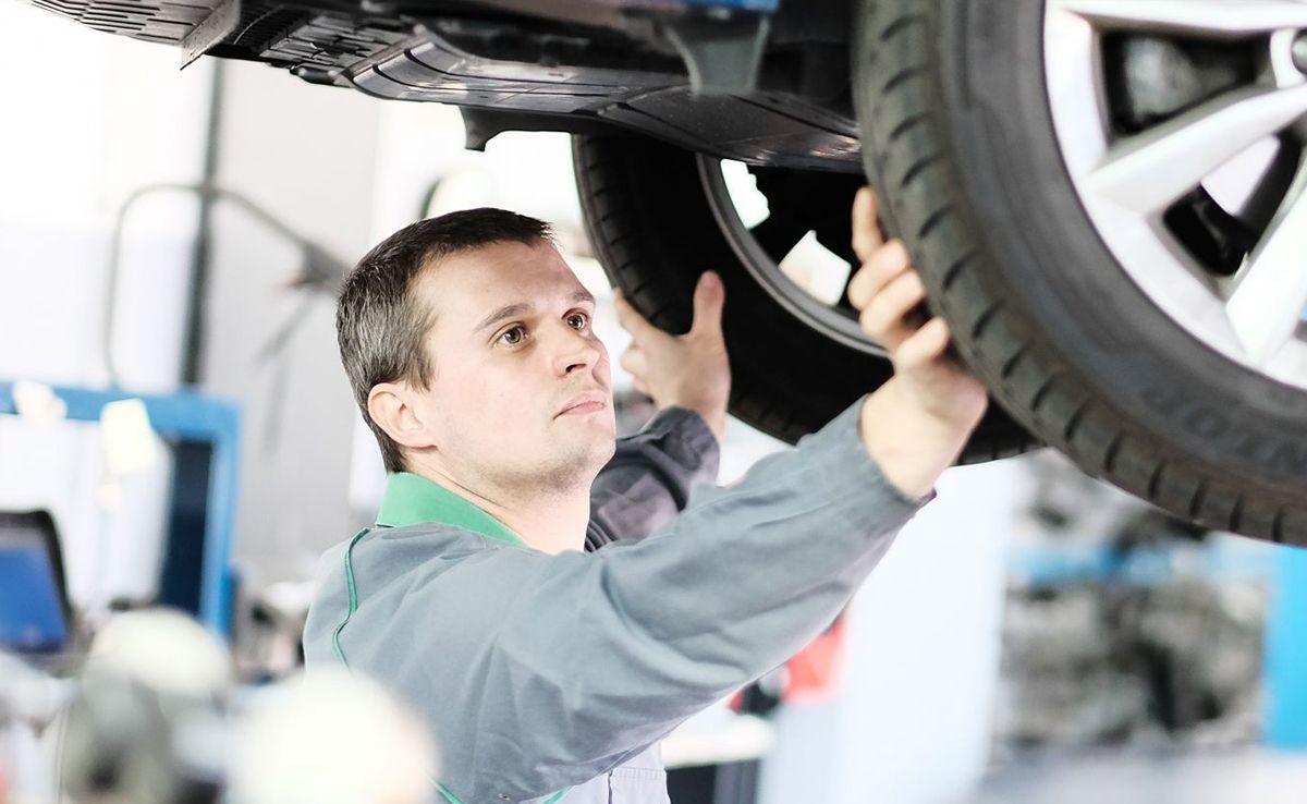 Preventivni pregled vozila - serviser 3