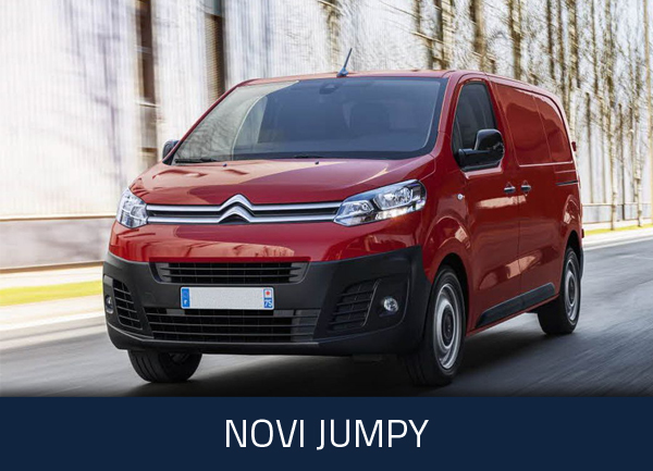 Novi Citroen Jumpy