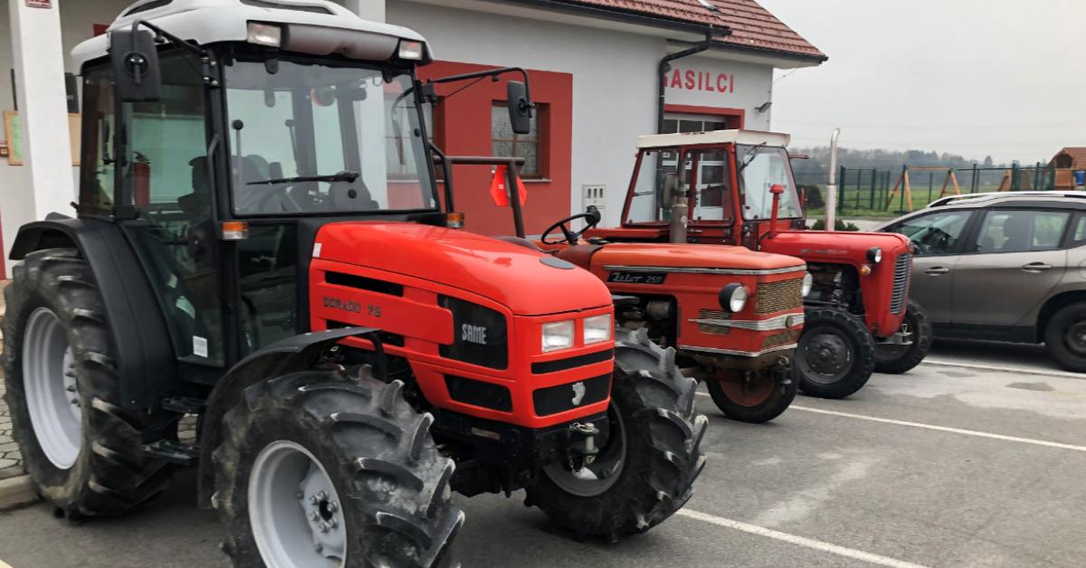 Tehnični pregledi traktorjev - teren- jesen 2019 | Avtoline