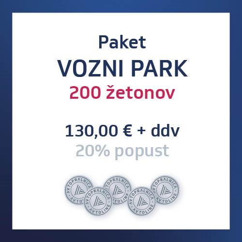 paket vozni park 200 | Avtopralnica Avtoline
