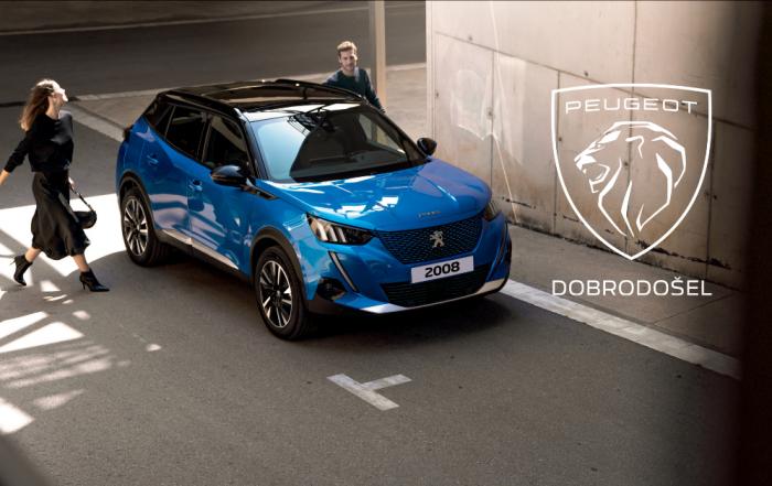 Dobrodošel Peugeot! | otvoritvena kampanja Avtoline